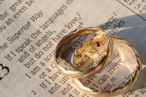 Christian wedding vow