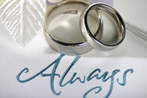 Wedding quotes - 2 rings over
